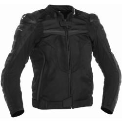 Richa veste cuir Terminator noir L