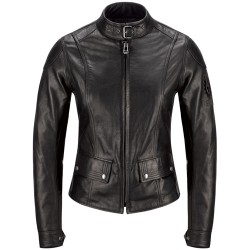 44 (40) Belstaff veste Lady Calthorpe cuir noir
