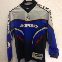 Maillot Acerbis Profile junior XL bleu