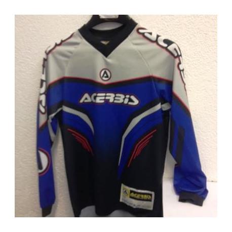 Maillot Acerbis Profile junior XL bleu