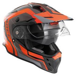 Rocc 780 orange-noir-brillant S