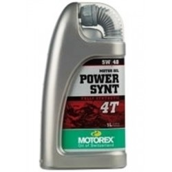 Motorex Power Synt 4T SAE 5W/40 1 L
