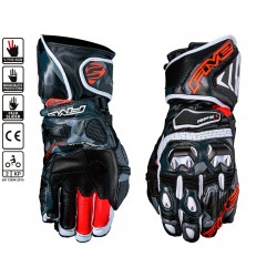 Five gants RFX1 replica camo rouge L