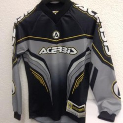 Maillot Acerbis Profile junior XL noir