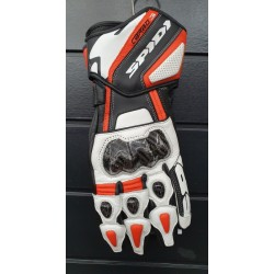 Gants Spidi Carbo 3 noir-orange XXXL