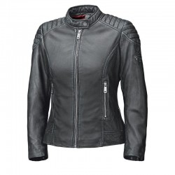 Veste Held cuir dame Sally noir 40