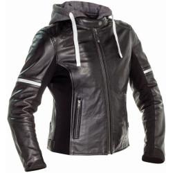 Richa veste cuir Toulon II dame noir 46