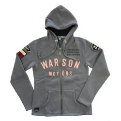 Warson W Bonneville Pink-Stripe Slim XS