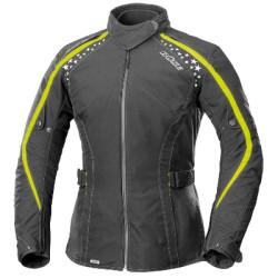 Büse veste Siena noir/jaune 34