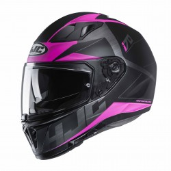 HJC i-70 Eluma MC-8SF noir-pink XXS