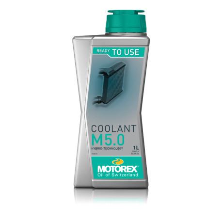 Motorex Coolant Antigel M5.0 1 L