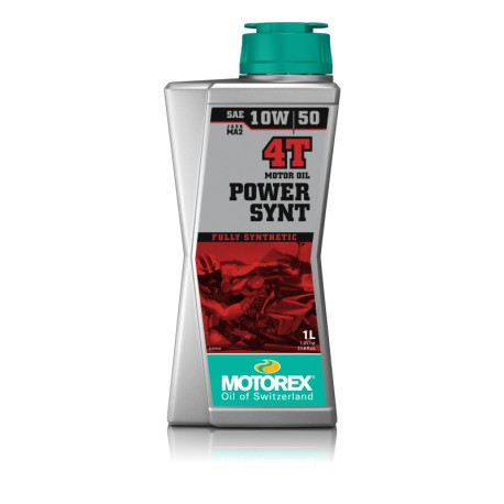Motorex Power Synt 4T 10W/50 1 L