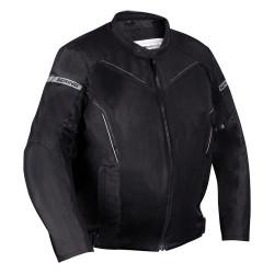 Bering veste Cancun noir-gris W4XL
