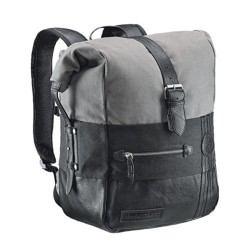 Held sacs à dos Canvas gris-noir 20L