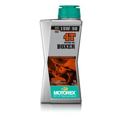 Motorex Boxer 4T 15W/50 1 L