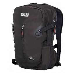 IXS sac à dos Day noir 20 L