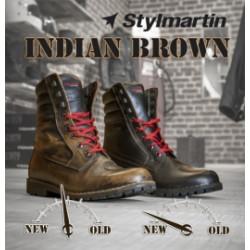 Bottes Stylmartin Yu\'Rock Brun 43
