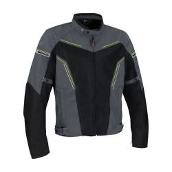 Bering veste Cancun gris-jaune XL