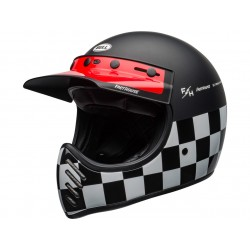 XXL BELL Moto-3 Fasthouse Checkers