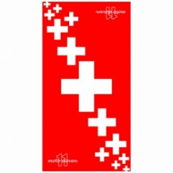 M11 TUBE Swiss Flag