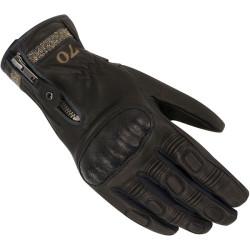 Segura gants Rita Crystal dame noir 8