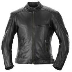 56 Brooklyn veste cuir noir