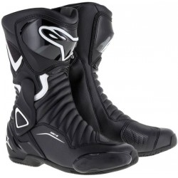 Alpinestars bottes dame Stella SMX-6 V2 noir-blanc 40