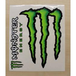 Sticker MONSTER mod 6 moyen