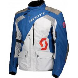 Scott veste Dualraid Dryo bleu/gris XS