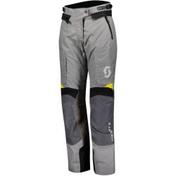 Scott pantalon Dualraid Dryo gris/jaune XS