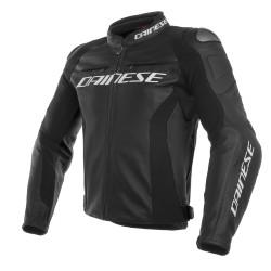 Dainese veste cuir Racing 3 noir 48