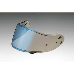 Shoei visière Pinlock CNS-3 bleu à effet miroir