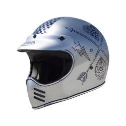 PREMIER MX NX silver chrome S