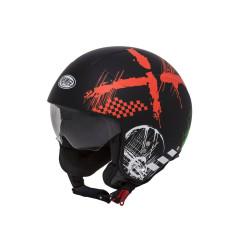 PREMIER Jet Rocker RX9 BM noir-orange-vert S