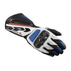 Gants Spidi STR-4 noir-bleu XXL