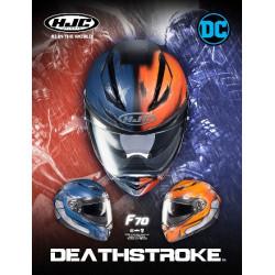 HJC F 70 Deathstroke DC L