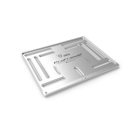 Support de plaque ProFrame 2 Phantom Silver
