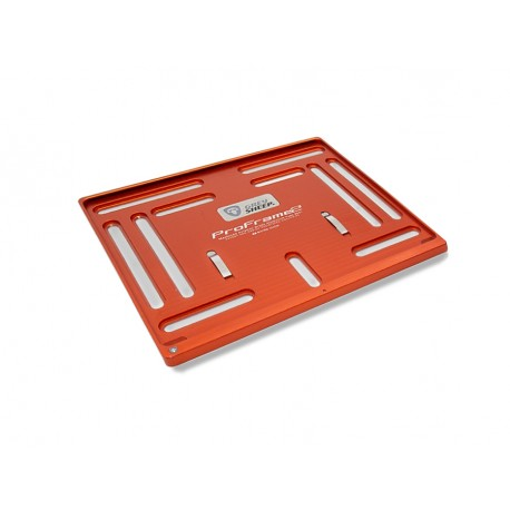 Support de plaque ProFrame 2 Tangerine Orange