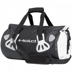 Held sac étanche Carry-Bag 30 Litre noir-blanc