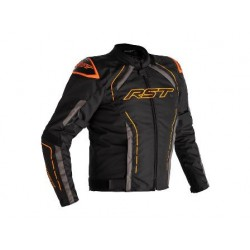 RST Veste S-1 noir-gris-orange XL