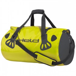 Held  sac étanche Carry-Bag 60 Litre noir-jaune