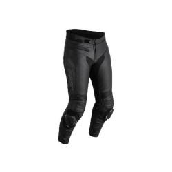 RSTpantalon cuir Sabre noir M