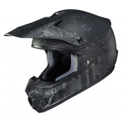 HJC CS-MX II Creeper MC-5SF noir-gris XS