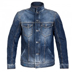 PMJ Jacket Denim West blue XL