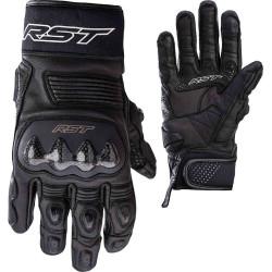RST gants cuir Freestyle II noir 8/S