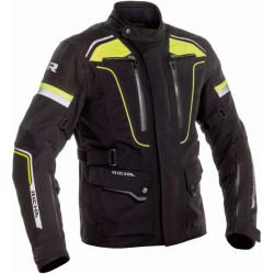 Richa veste Infinity 2 Pro noir-jaune fluo L
