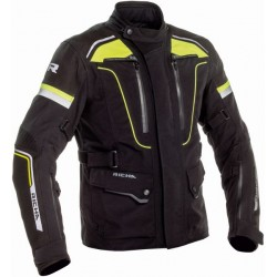 Richa veste Infinity 2 Pro noir-jaune fluo 3XL