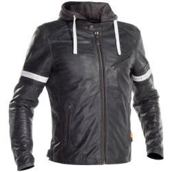 Richa veste cuir Toulon 2 gris 60