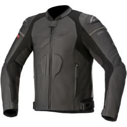 Alpinestars veste cuir GP Plus R V3 Rideknit noir 60