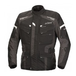 Büse vesteTorino Evo noir/gris 12 XL